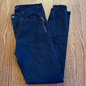 Armani Exchange Navy Pants